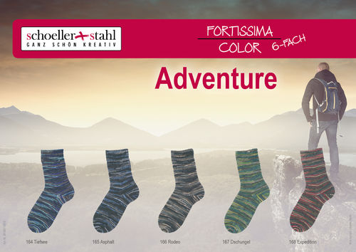 Fortissima Color Adventure