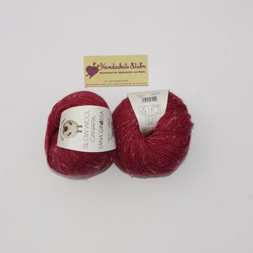 Slow Wool Canapa