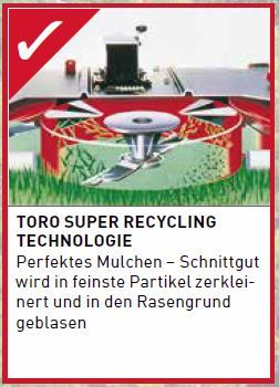 TRT patentiertes Recycling